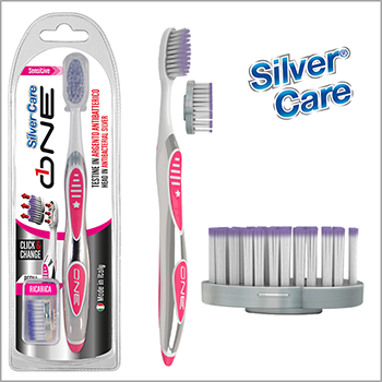 brosse-a-dents-silver-care-one-gencive